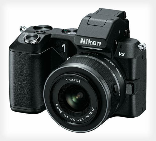 A Glimpse of the Nikon 1 V2