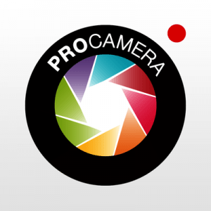 ProCamera iPhone apps