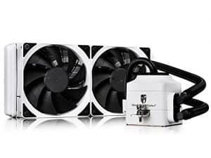 DEEPCOOL CAPTAIN 240 Extreme Performance AIO Liquid CPU Cooler(AM4 Compatible), White_large_image_attachment