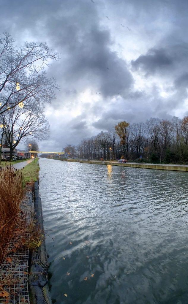 New Moment 14mm Fisheye lens test photo, shot on iPhone X using Procamera HDR, no postprocessing